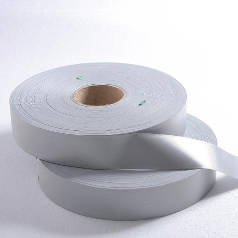 High Washable Silver Reflective Tape,T/C Backing